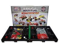 Металлический конструктор TechnoK МЕГА 381 дет