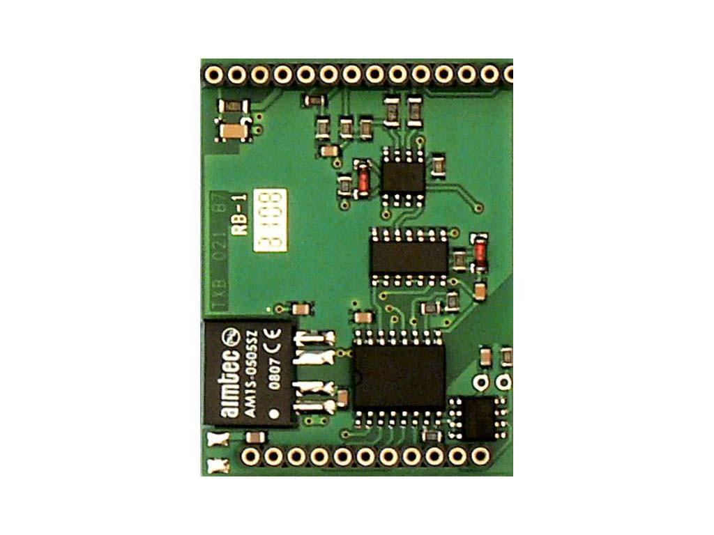 Мезонинный модуль MR-0114 для коммуникационного интерфейса RS-485