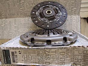 Комплект сцепления на Рено Логан, Логан MCV, Сандеро Степвей 1.5dci - КПП JR5/ Renault ORIGINAL 7711368167
