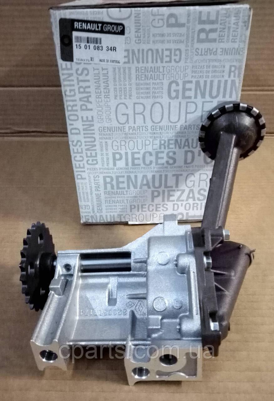 Масляный насос Renault Logan MCV 2 1.5 DCI (оригинал)