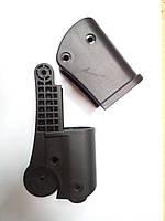 Механизм складывания рамы коляски пластик