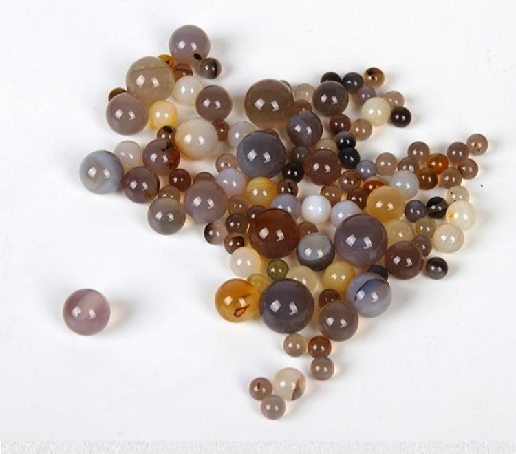 Размольные шары из агата