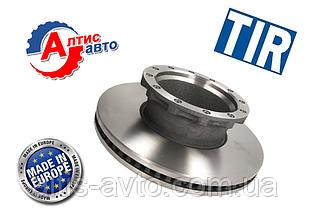 Тормозной диск Iveco Cargo, Stralis, EuroTech