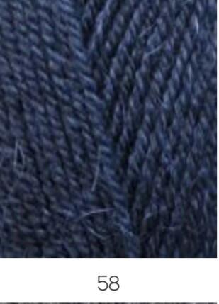 Alpaca royal темно-синий
