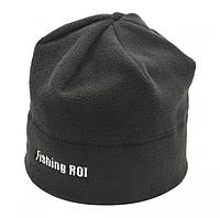 Шапка Fishing ROI флисовая (черная)