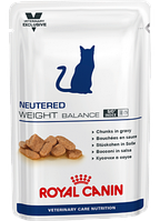 Royal Canin Neutered Weight Balance Feline лечебный влажный корм (Роял Канин) Упаковка 12 шт