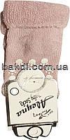 Носки Aleyna размер 0 махра розовый ТН-148Р