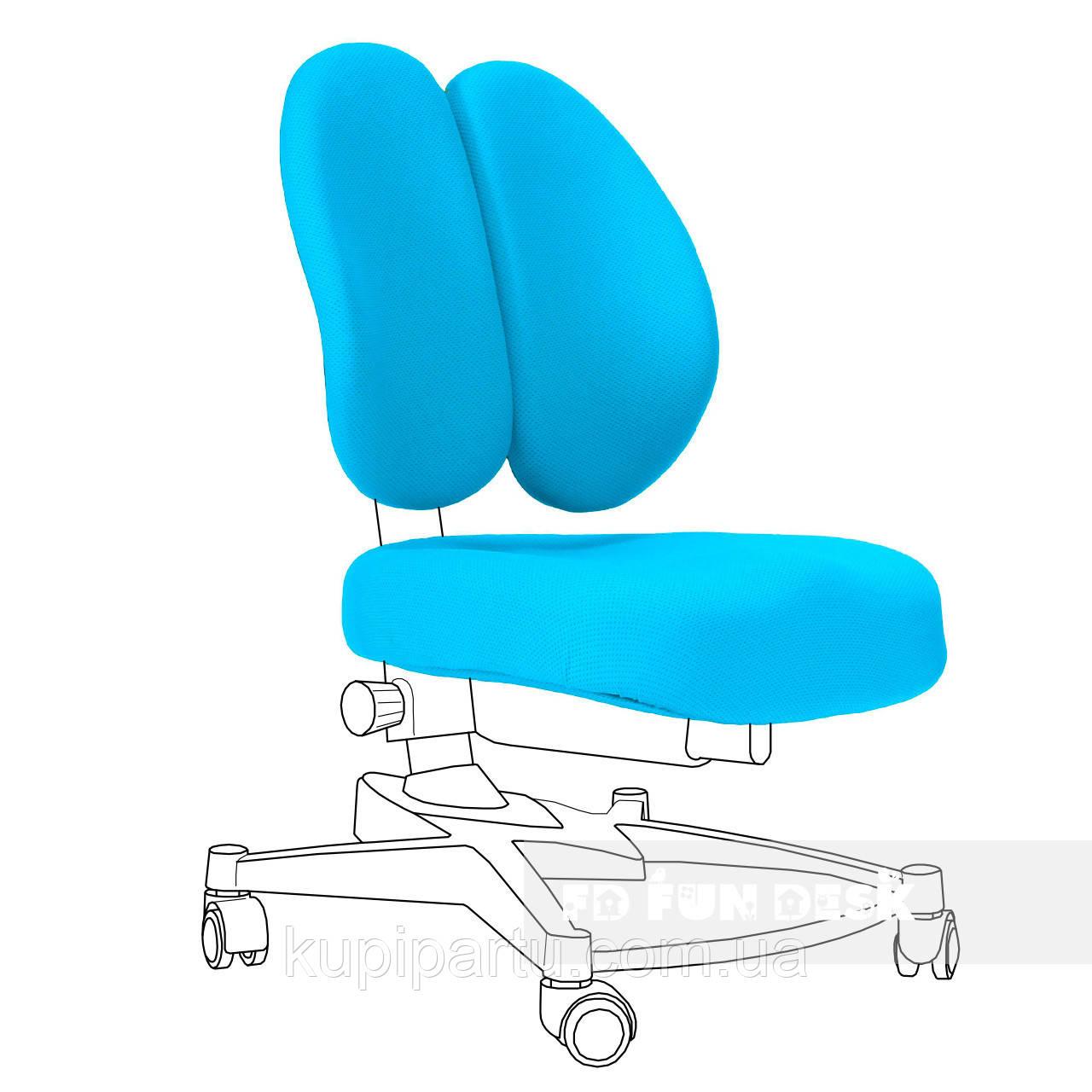 Чохол для крісла Contento blue