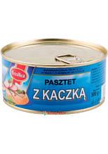 Паштет с уткой EvraMeat Pasztet z Kaczka, 300г