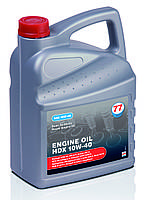 ENGINE OIL HDX 10W-40 (канистра 5 л) полусинтетическое моторное масло