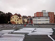 Сетевая СЭС 204,8 кВт, Германия, Бургау -1