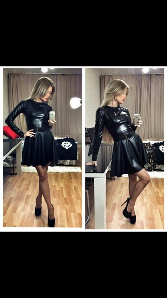 Женское модное платье ФФ241
