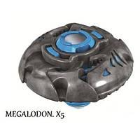 Волчек нападающий Мегалодон команды Хищники - Megalodon, Team Predator, Battle Strikers, Mega Bloks