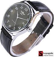 Мужские Механические Наручные Часы в стиле Winner Automatic с  Автоподзаводом Черный 173832249f0
