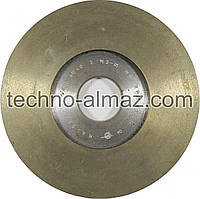 Алмазный круг плоский с выточкой 6А2 140 35 2 32