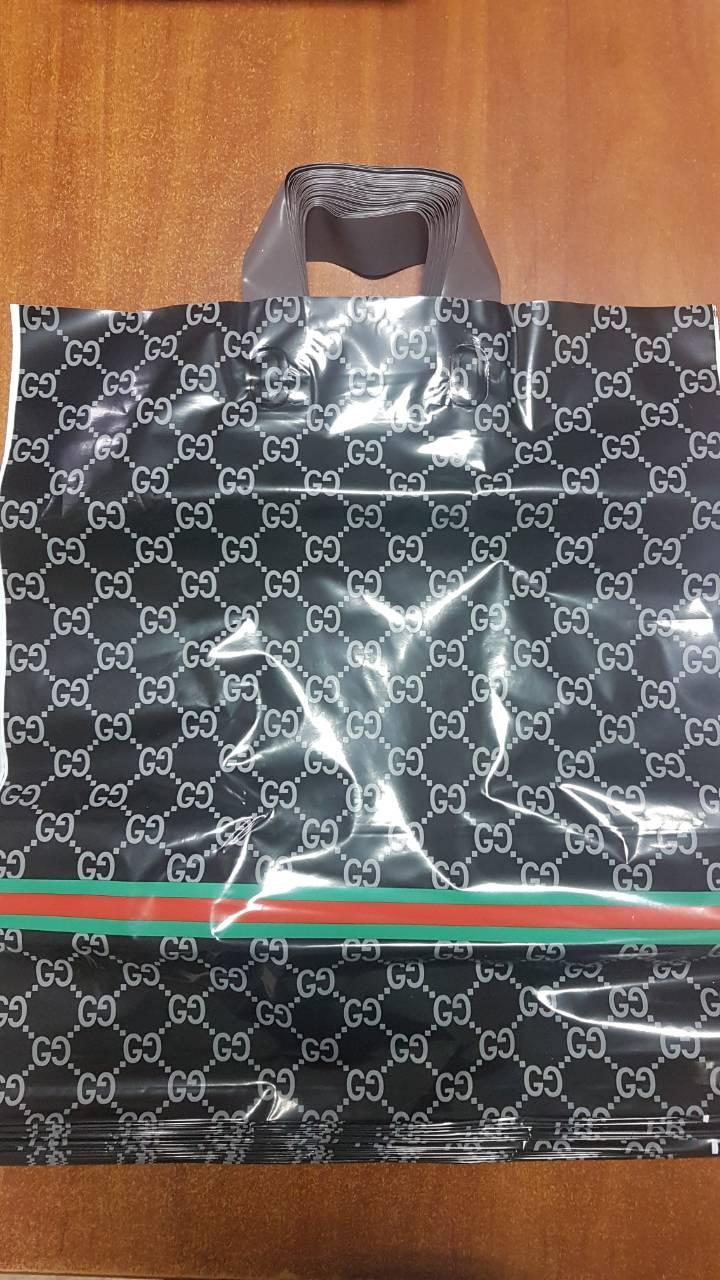 Полиэтиленовый пакет с петлевой ручкой ''Долче'', 400*450, 10 шт