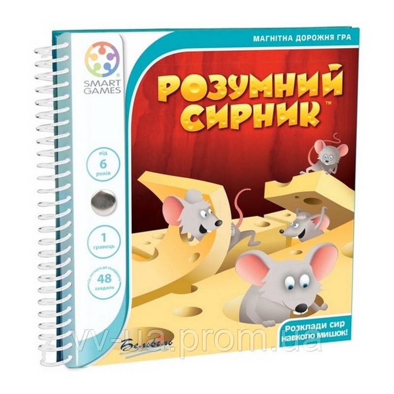 Игра настольная Smart Games Умный сырник (SGT 250 UKR)