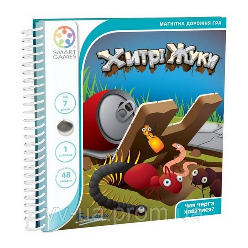 Игра настольная Smart Games Хитрые жуки (SGT 230 UKR)