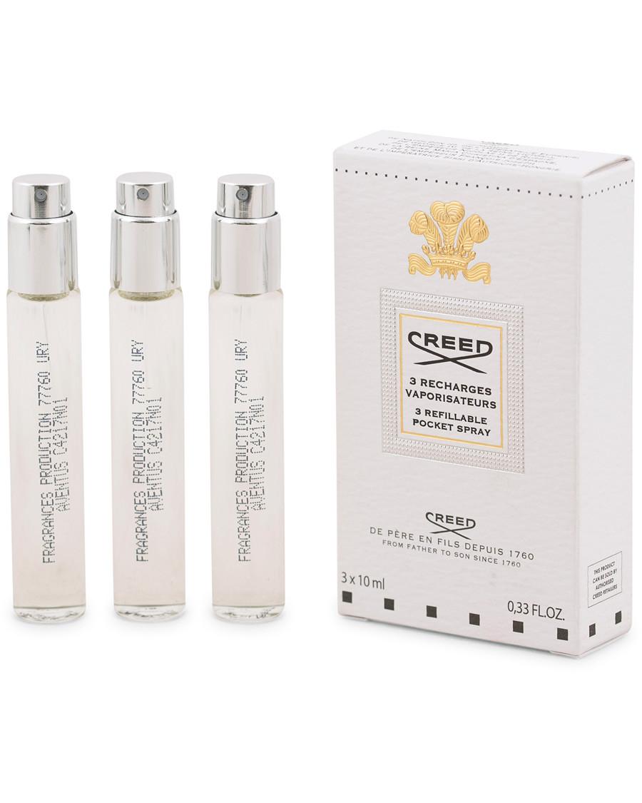 Creed  Aventus  Refill 3х10ml   мужские духи