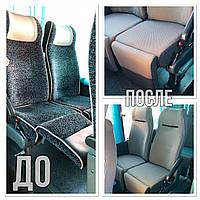 Реставрация салонов автобусов 16-55 мест
