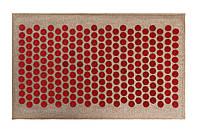 Коврик массажный Onhillsport Аппликатор Кузнецова Lounge Medium 68 x 42 см LS-1001-1 Red, фото 1