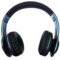 Наушники JBL Everest s300 ЧЁРНО-СИНИЕ Bluetooth