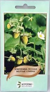 Суниця Жовті сливки 0,1г (Агропакгруп)