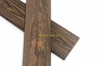 Террасная доска BauWood Professional , цвет Венге, 130х19х2900мм Renwood Home I , Home II