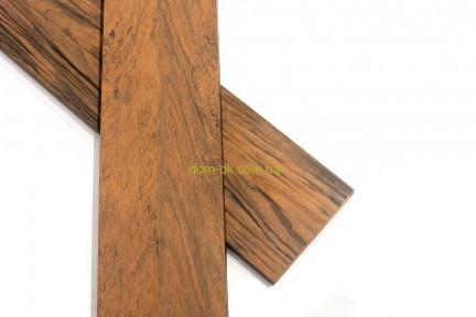 Террасная доска BauWood Colormix , цвет Кедр, 130х19х2900мм