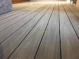 Террасная доска BauWood Colormix , цвет Кедр, 130х19х2900мм, фото 4
