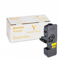 Заправка картриджа Kyocera TK-5220Y для Kyocera Ecosys M5521cdn, Kyocera Ecosys M5521cdw, Kyocera Ecosys P5021