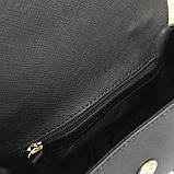 Сумка, клатч, Майкл Корс Michael Kors Ava 18 см, шкіряні, колір чорний, фото 9