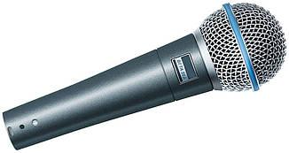 Микрофон для караоке DM Karaoke WS858
