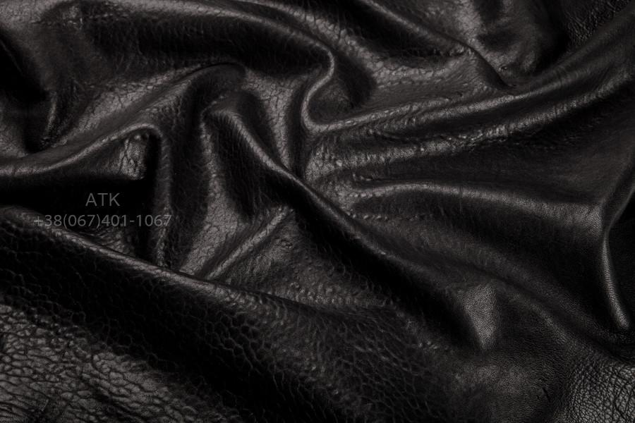 Кожа одежная Frog черная
