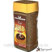 Растворимый кофе GRANDOS «Gold» 100г