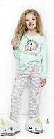 Пижама детская для девочек Taro 92-116 см (2252-01 Maja)