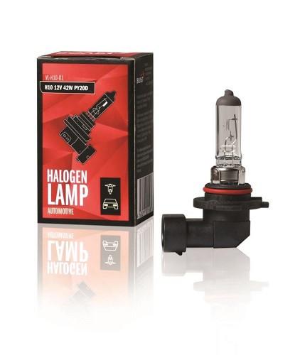 Лампа галоген 12V H10 42W PY20D (VL-H10-01) СтартВольт