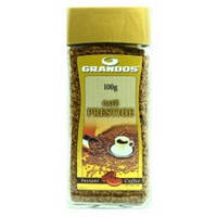 Кофе растворимый Grandos Prestige  100г