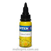30 ml Intenze Lemon Yellow
