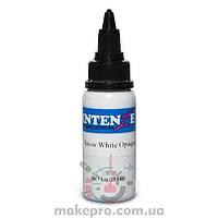 15 ml Intenze Snow White Opaque