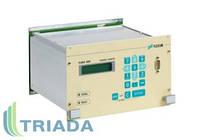 FLUXUS® G709 - Расходомер для газа, установленный в стойке