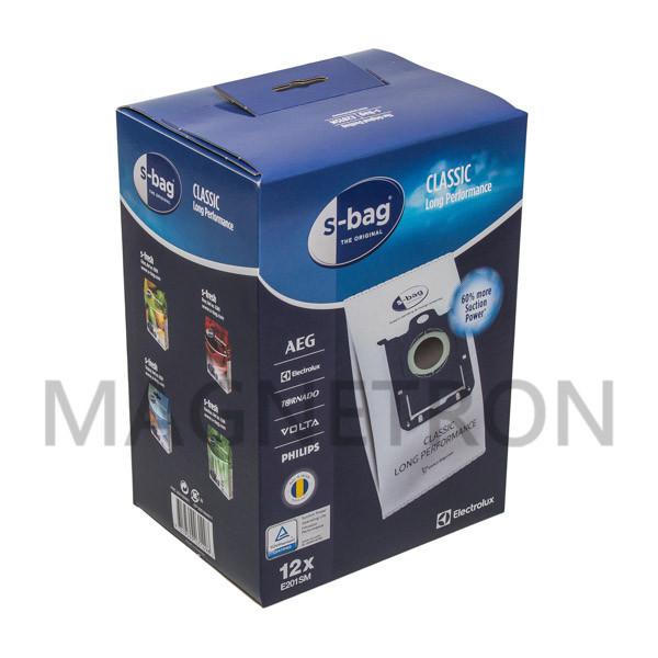 Набор мешков микроволокно E201M для пылесоса Electrolux серии S-BAG Classic Long Performance 9002560994 (code: 07612)