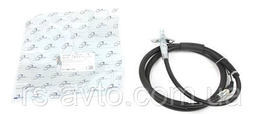 Трос ручника задний MB Sprinter, Мерседес Спринтер 208-316, Volkswagen LT, Фольксваген LT 28-35 96-06, фото 2