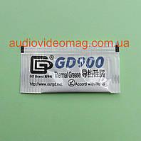 Термопаста Termal Grease GD900 (Коэффициент теплопроводности > 4,8W/m-k), вес 0.5 грамм