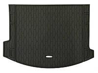 Коврик в багажник для Jaguar E-Pace 2017- резиновый J9C2215