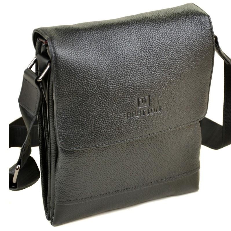 250ff608bdb6 Мужская сумка BRETTON 506-2 black - Arion-store - кожгалантерея и  аксессуары в