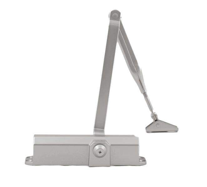 Дверний доводчик DORMA TS Compakt сірий