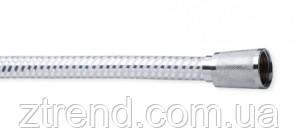 Душевой шланг SILVERFLEX с хромовой полосой 1,5 м.