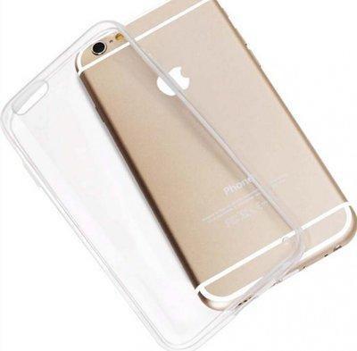 Силиконовый прозрачный чехол на iPhone 6 Plus (6+) ОПТ