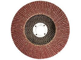 Круг лепестковый торцевой (КЛТ) 125х22 Р100